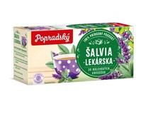 BOP Šalvia lekárska bylinný čaj 3x30 g