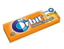 Orbit žuvačky orange dražé 30x14 g