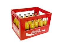 Cappy džús ananás 100% 24x250 ml vratná fľaša SKLO