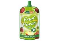 Novofruct Fruit Puree jablkové 10x120 g