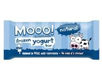 Acaico Mooo frozen yogurt/mrazený jogurt natural&berries mix mraz. 20x105 ml