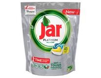Jar platinum yellow kapsule do umývačky riadu 1x45 ks
