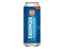 Erdinger pivo nealkoholické 4x500 ml PLECH