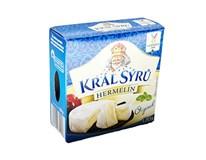 Král sýru Hermelín chlad. 1x120 g