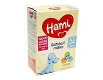 Hami batoľacie mlieko 24+ 1x600 g
