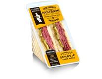 Pastrami sendvič chlad. 1x190 g