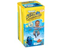 Huggies little swimmers plienky 3-8 kg 1x12 ks