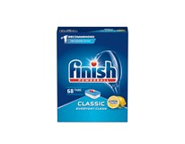Finish Powerball Classic lemon tablety do umývačky riadu 68 ks 1x1230 g