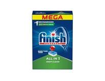 Finish Powerball All in 1 tablety do umývačky riadu 100ks 1x1810 g