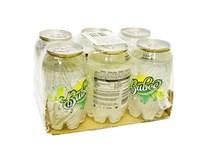 Bubee limetka a mäta limonáda 6x330 ml PLECH