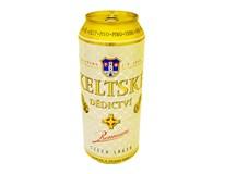 Keltské dedičstvo pivo 1x1 l PLECH