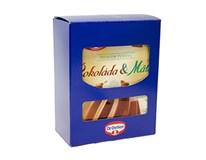Dr.Oetker Premium puding čokoláda mäta 6x50 g