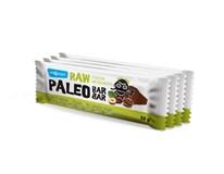 Max Sport Raw Paleo bar tyčinka kakao lieskový oriešok 4x50 g