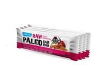 Max Sport Raw Paleo bar tyčinka jablko škorica 4x50 g