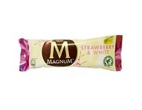 Algida Magnum Strawberry & White mraz. 1x100 ml