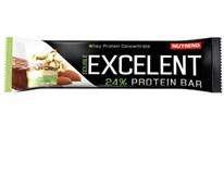 Excelent Protein Bar tyčinka mandle a pistácie 1x85 g