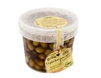 Olivy čierne vykôstkované Leccino 700/400 chlad. 1x1 ks