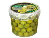 Ficacci Talianske zelené olivy Castel Vetrano 880/500 1x880 g