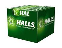 Halls cukríky spearmint 20x33,5 g