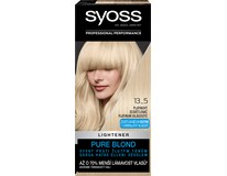 Syoss color 13-5 platinový zosvetľovač na vlasy 1x1 ks