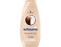 Schauma regenerácia a starostlivosť šampón na vlasy 1x400 ml