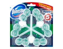 Domestos Power 5 Pine WC blok 3x55 g
