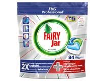 Jar Professional Fairy tablety do umývačky 1x84 ks