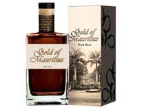 Gold Of Mauritius Rum 40% 1x700 ml darčekové balenie