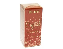 BI-ES Kazeta Crystal Amour EDP dámska 1x100 ml