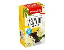 BOP Zázvor + baza wellness čaj 3x39,6 g