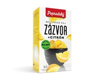 BOP Zázvor + citrón wellness čaj 3x36 g