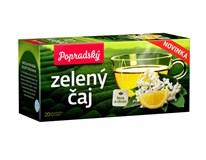 BOP Zelený čaj baza a citrón 3x30 g