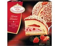 Cappenrath&Weise Jahodovo- vanilková torta mraz. 1x650 g