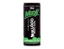 Maxx Mellóóó energetický nápoj 24x250 ml PLECH