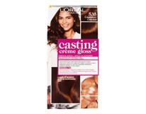 L'Oréal Casting Creme Gloss farba na vlasy 535 čokoláda 1x1 ks