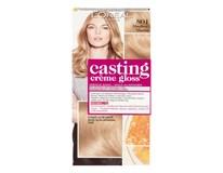 L´Oreal farba na vlasy Casting Creme Gloss 801 saténová blond 1x1 ks