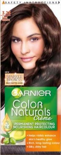 Garnier Color Naturals Farba Na Vlasy Cn 3 23 I Tmavo Hneda 1x1 Ks