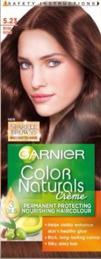 Garnier Color Naturals Farba Na Vlasy Cn 5 23 Iskriva Hneda 1x1 Ks
