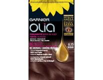 Garnier Olia farba na vlasy 6.15 ľadová svetlo hnedá 1x1 ks