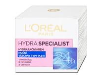 L´Oréal Hydra Specialist nočný krém 1x50 ml