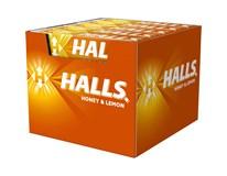 Halls cukríky med+citrón 20x33,5 g