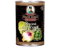 Franz Josef Artičoky v slanom náleve 4x425 ml