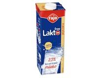 Rajo Laktofree Mlieko bez laktózy UHT 3,5% chlad. 1x1 l