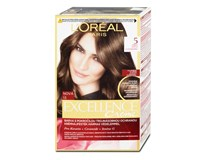 L´Oreal Excellence farba na vlasy 5 hnedá svetlá 1x1 ks