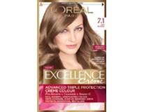 L´Oreal Excellence farba na vlasy HSC 7.1 blond popolavá 1x1 ks