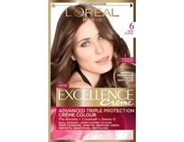 L'Oréal Excellence farba na vlasy 6 tmavá blond 1x1 ks