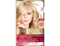 L´Oreal Excellence farba na vlasy 10 najsvetlejšia blond 1x1 ks