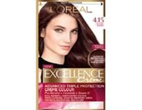 L´Oreal Excellence farba na vlasy 4.15 hnedá ľadová 1x1 ks