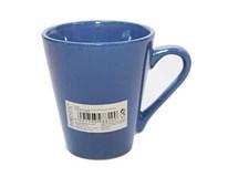 Hrnček kónický modrý 330ml 1ks