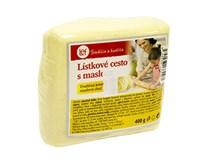 Lístkové cesto maslové chlad. 1x400 g